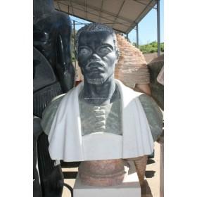 Busto de mármol