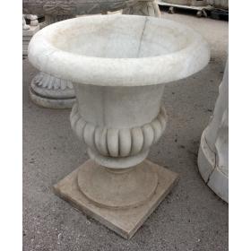Macetero de marmol