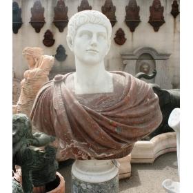 Busto de marmol