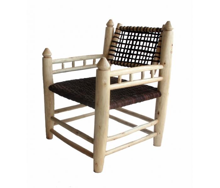 Silla de estilo andalus - Muebles estilo marroqui ...