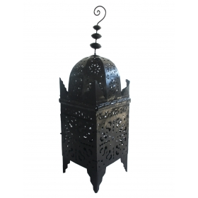 Farol de hierro estilo andalusí