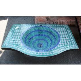 Lavabo de ceramica