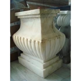 Pies de mesa de mármol