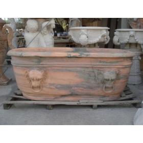 Bañera de marmol