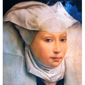 Retrato de monja