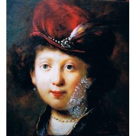 Retrato de dama