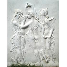 Relieve de marmol