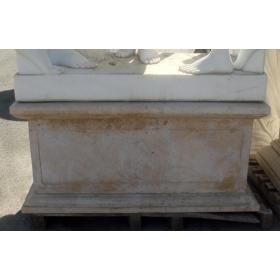 Base de mármol limenstone clásica