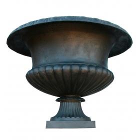 Copa grande de hierro de fundición