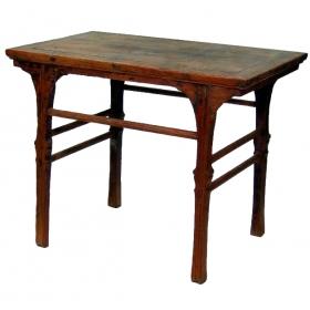 Mesa china de madera