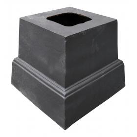 Peana de hierro de fundición