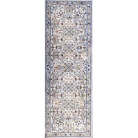 Gran tablero de mesa rectangular en mosaico de piedras duras semipreciosas y mármoles