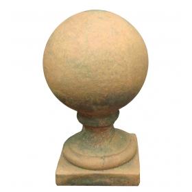 Bola de piedra recompuesta