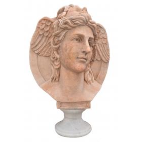Busto en mármol