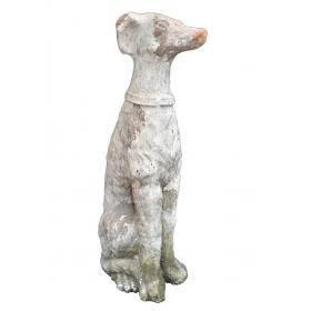 Perro de terracota