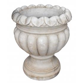 Macetero en mármol