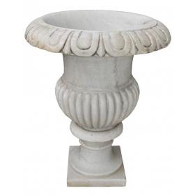 Copa de mármol tallada a mano
