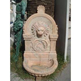 Fuente de estilo barroco para pared