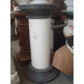 Peana de mármol