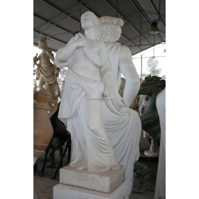 Escultura de marmol tallada a mano