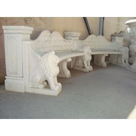 Banco de marmol