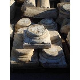 Bases antiguas en piedra s xviii