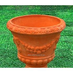Copa de terracota