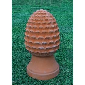 Piña de terracota