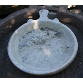 Recipiente de marmol antiguo
