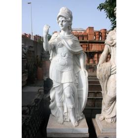Escultura de romano...