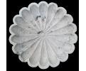 Plato para fuente en mármol
