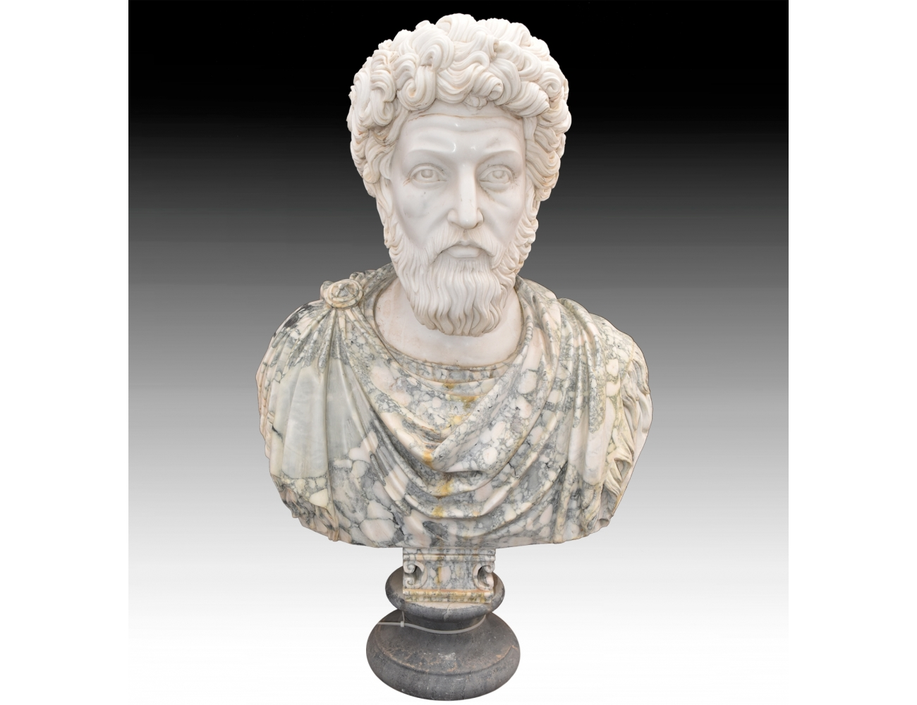 Resultado de imagen de busto marmol romano