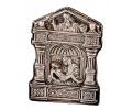 Portapaz de plata