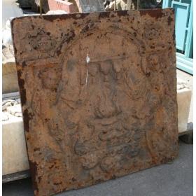 Hierro para chimenea SXVIII