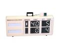Marcador automático para partidos de tenis de los años 80