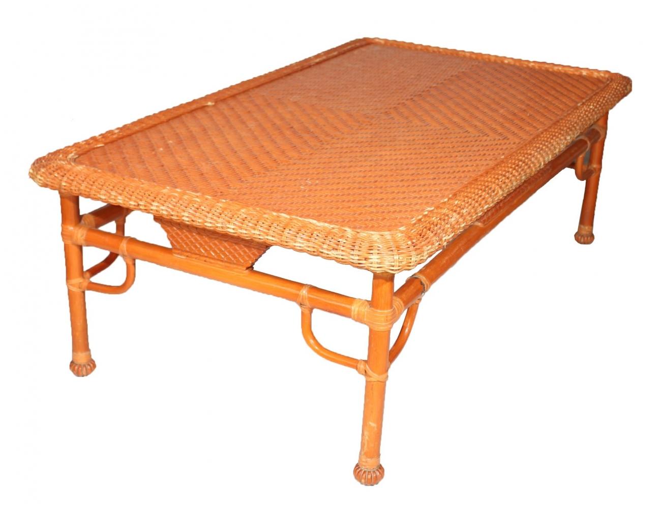 Mesas de mimbre trendy mesa ratona en mimbre rattan sintetico modelo globo with mesas de mimbre - Mesas de mimbre ...