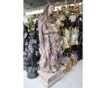Escultura de madera de carácter religioso (virgen)