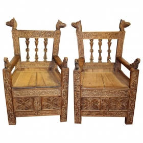 19th Century Pair of...