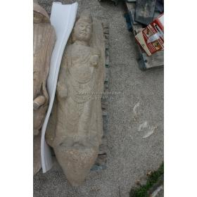 Escultura de buda oriental