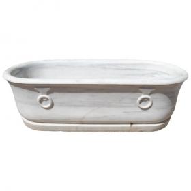 Bañera de mármol con...
