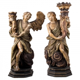 18th Century Pair of...