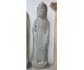 Buda de piedra tallado a mano