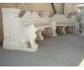 Banco de mármol