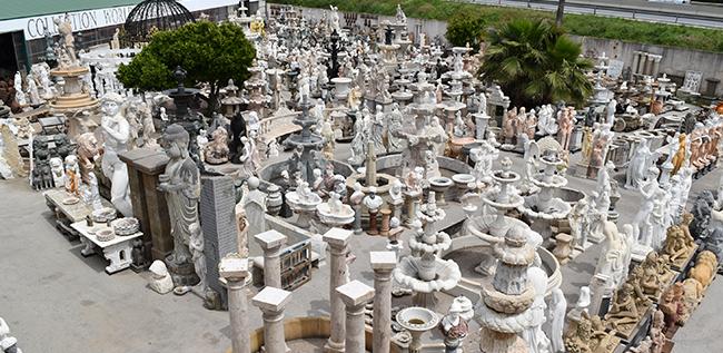 Collection World Decoración Especialista En Esculturas Y Fuentes